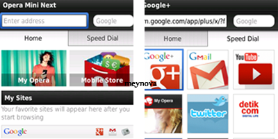 Download Opera Mini - fast web browser App for Free