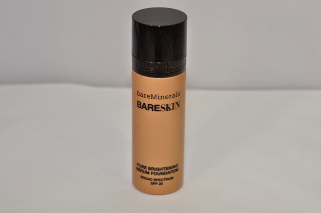 bareMinerals BareSkin Pure Brightening Serum Foundation in Bare Nude