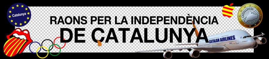 RAONS PER LA INDEPENDENCIA DE CATALUNYA