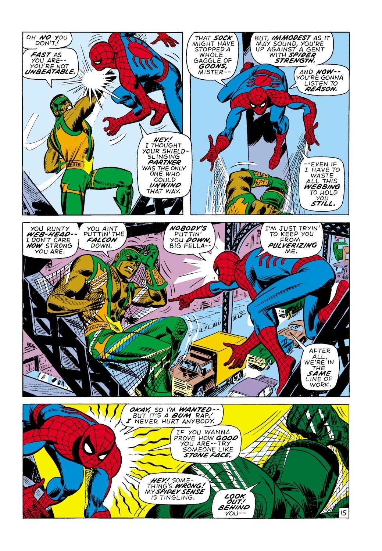 Captain America (1968) Issue #138 #52 - English 15