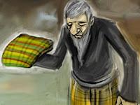 Kakek Sarung Kisah Misteri Pencabut Nyawa Mitos