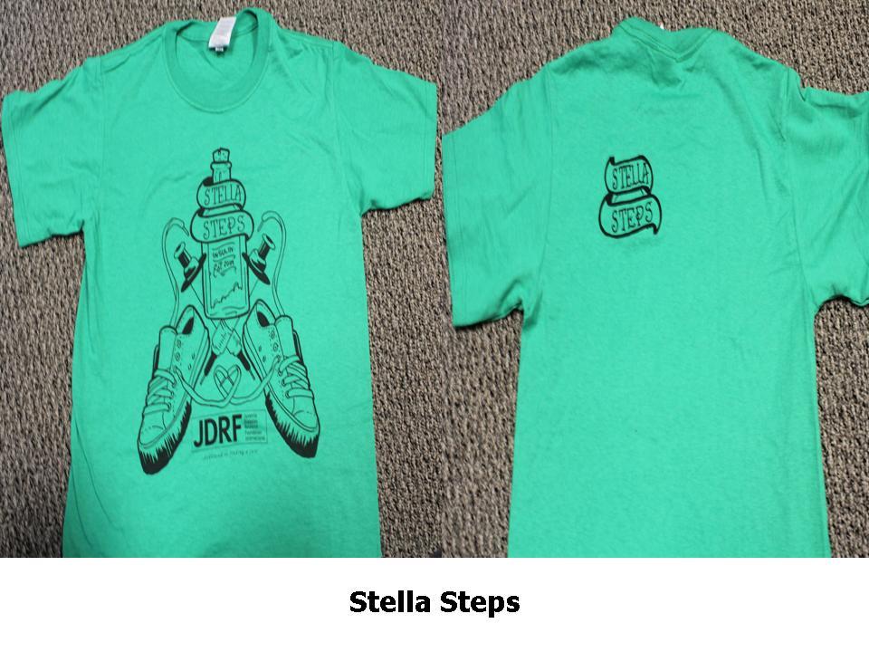 Jdrf Ron Santo Walk To Cure Diabetes Palos Hills T Shirt