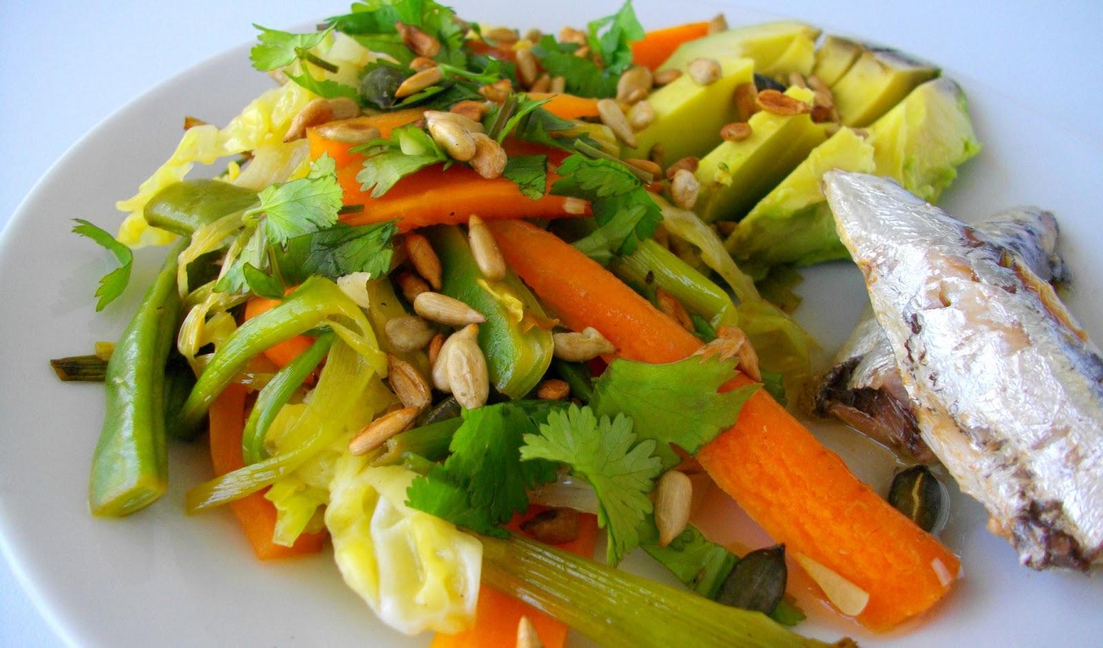 juanlu venegas aprendiendo a cenar ligero y equilibrado