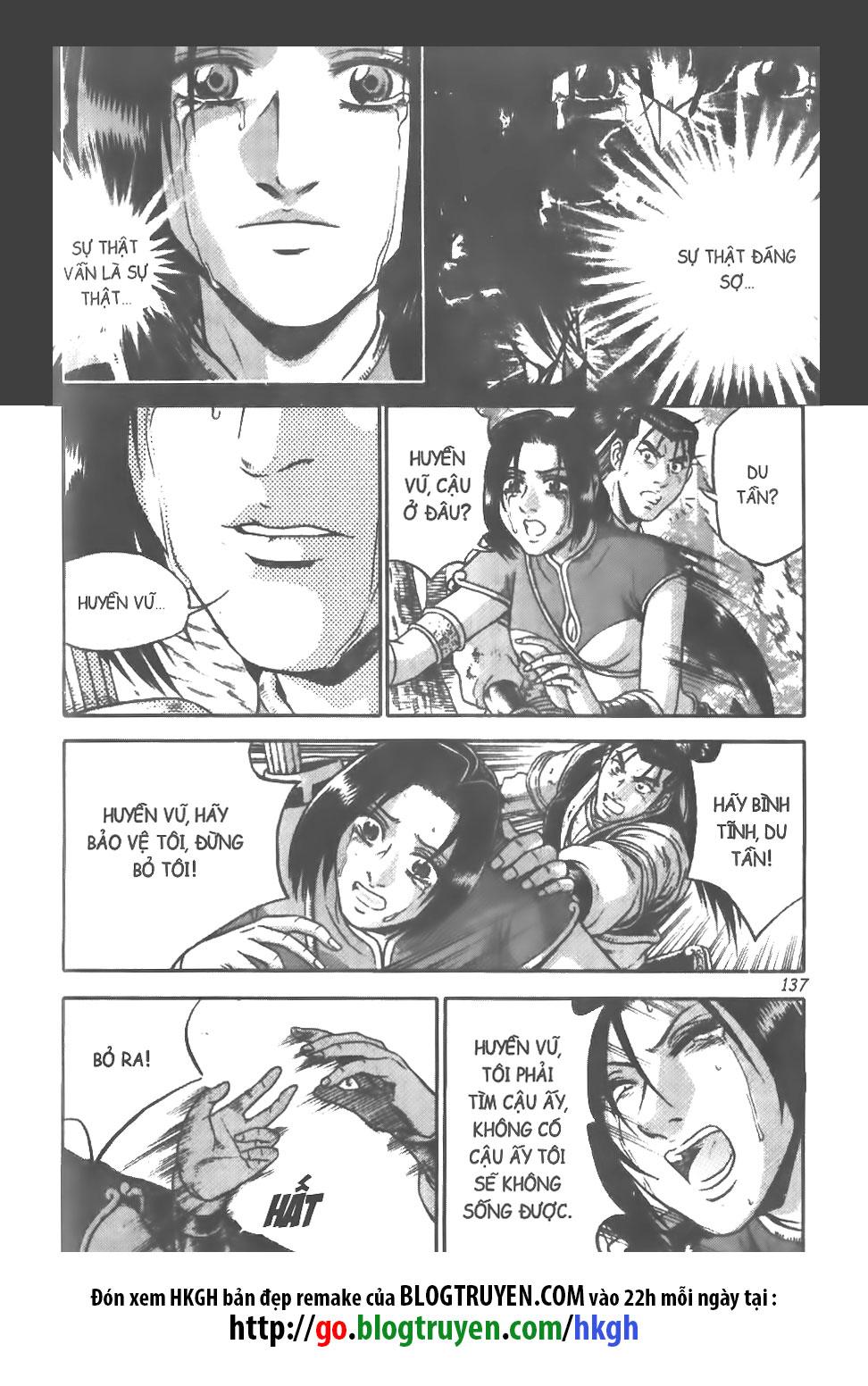 Hiệp Khách Giang Hồ chap 291 Trang 23 - Mangak.info