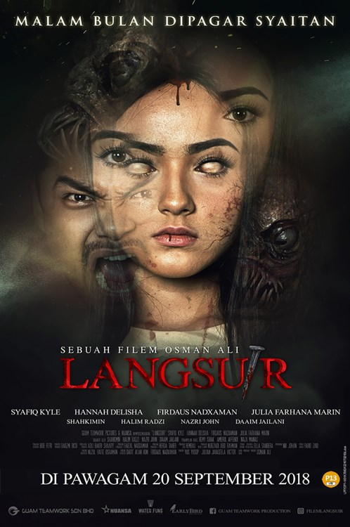 20 SEPTEMBER 2018 - LANGSUIR (Malay)
