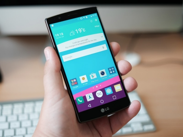 LG's New G4 Variant Coming Soon through FCC