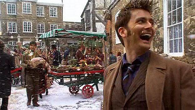 TARDIS Musings: Christmas Countdown 12 - Let It Snow...