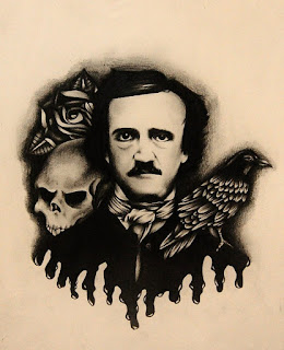 edgar allan poe novel book inspired dream dreams nightmare nightmares tell tale heart cask amontillado premature burial