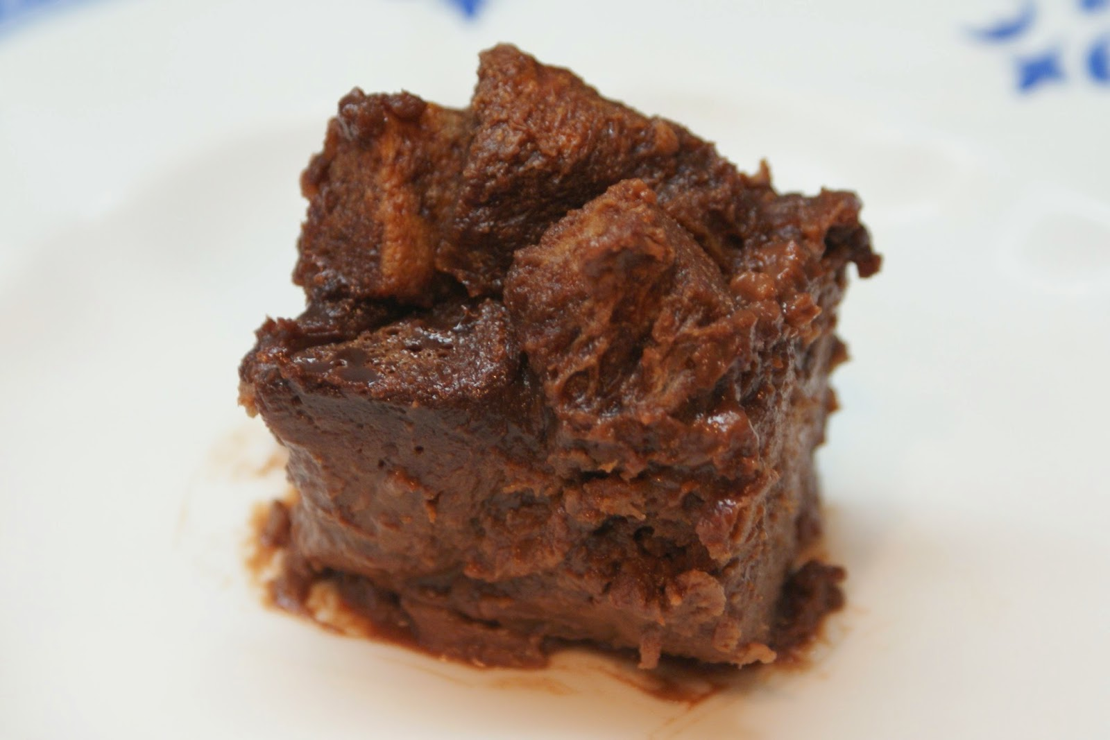 bread pudding quick chocolate bread pudding bourbon chocolate bread ...