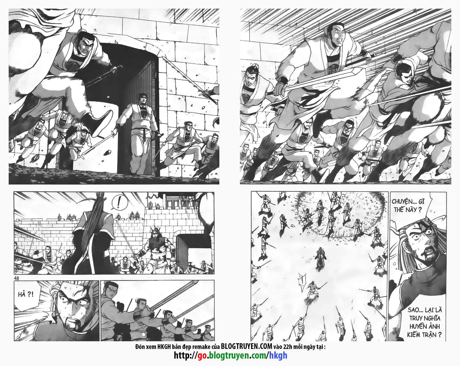 Hiệp Khách Giang Hồ chap 202 Trang 21 - Mangak.info