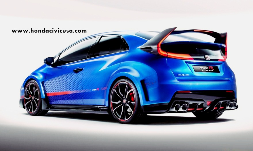 2017 honda civic type r review and price usa honda civic updates. Black Bedroom Furniture Sets. Home Design Ideas