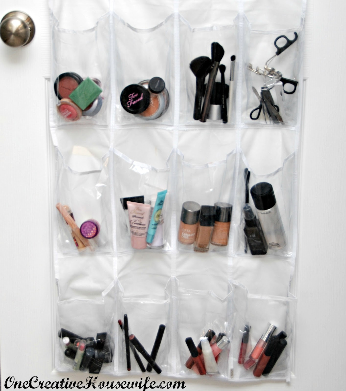 Shoe Organizer | Makeup Organizers And Storage Ideas For Makeup Junkies | Makeup Organizers | makeup brush organizer