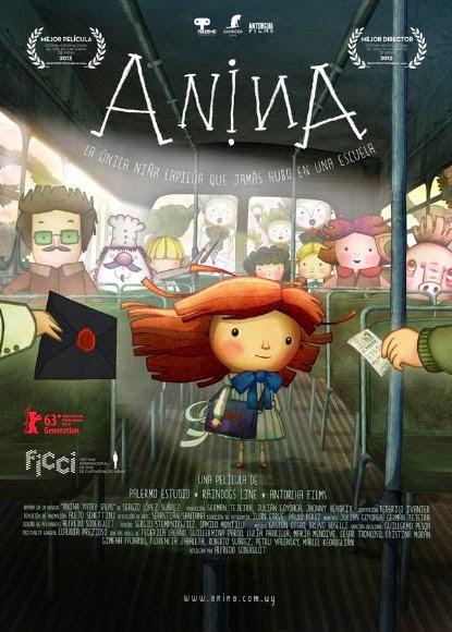 Anina Online Dublado