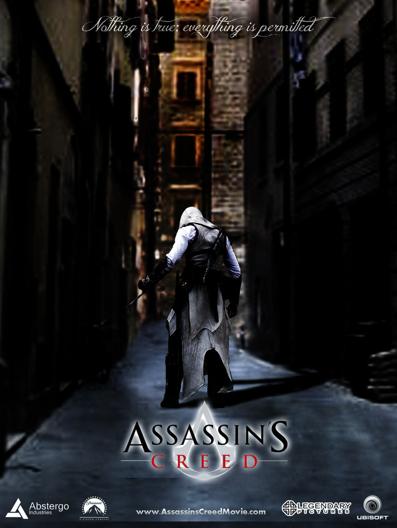 Michael Fassbender Assasins Creed Movie