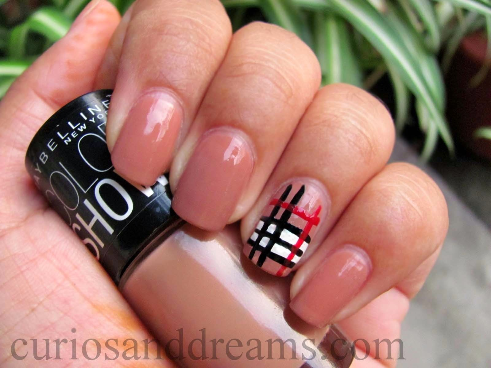 MAYBELLINE COLOR SHOW PARTY GIRL NAIL PAINTS REVIEW