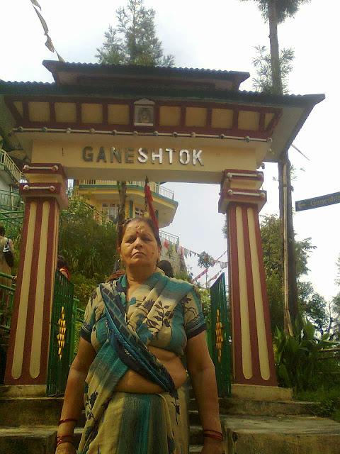 Ganesh tonk , Gangtok , sikkim