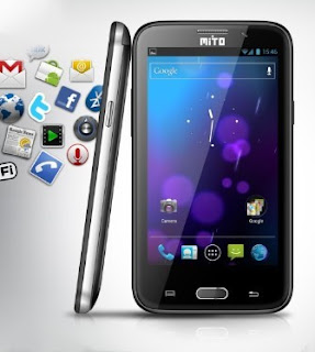 Mito A220 Smartphone 5 Inchi Seharga Rp. 700 Ribu-an