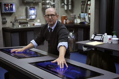 Ian Hart in upcoming episode of Agents of S.H.I.E.L.D.