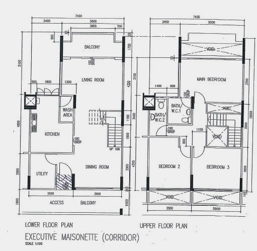 New Bto Flats Tampines Hdb Floor Plan