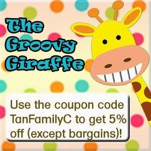 Groovy Giraffe