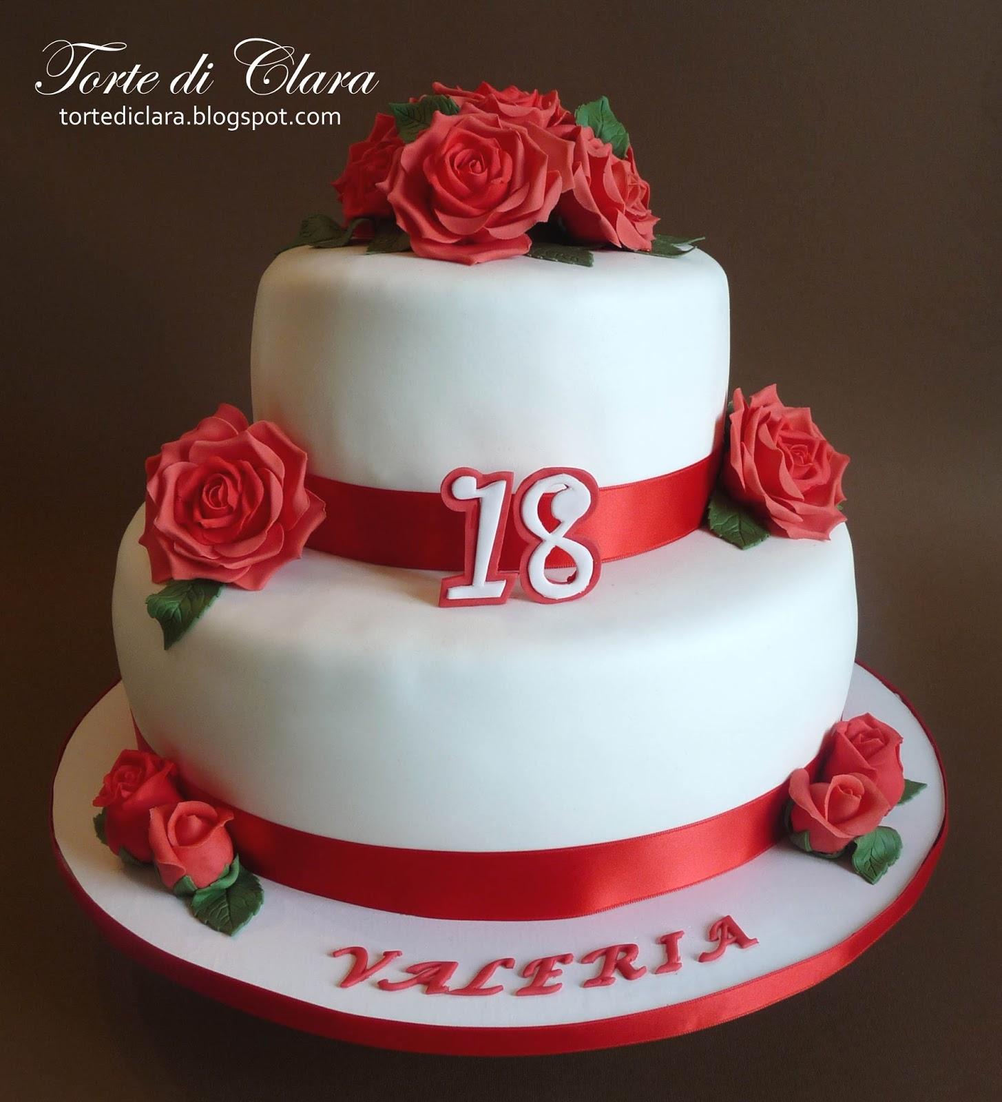 Torte di clara novembre 2014 for Torte per 18 anni maschile