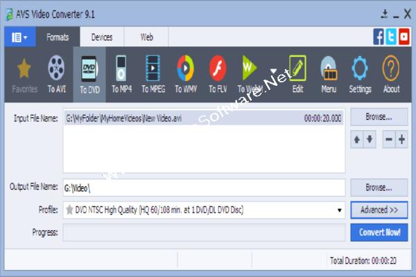 AVS Video Converter Download (  Latest) for Windows 10 ...