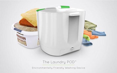 laundry pod portable washing machine