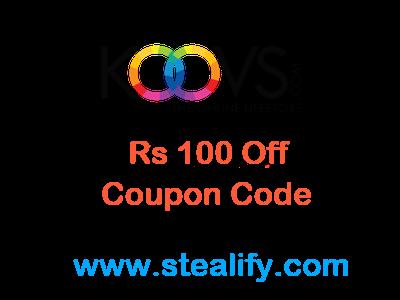 Koovs discount coupon