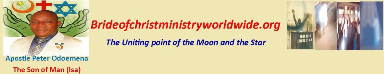 Bride of Christ Ministry World Wide