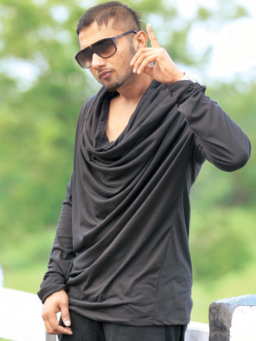 About honey singh is the latest fashion of the world honey singh