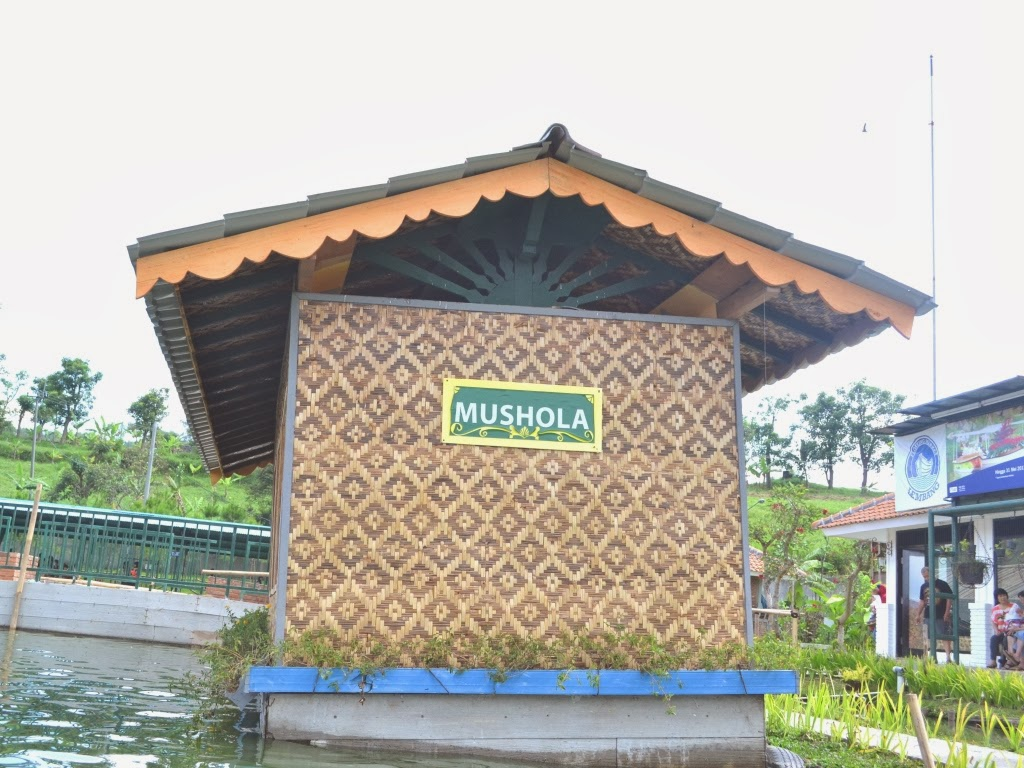 Musholla terapung