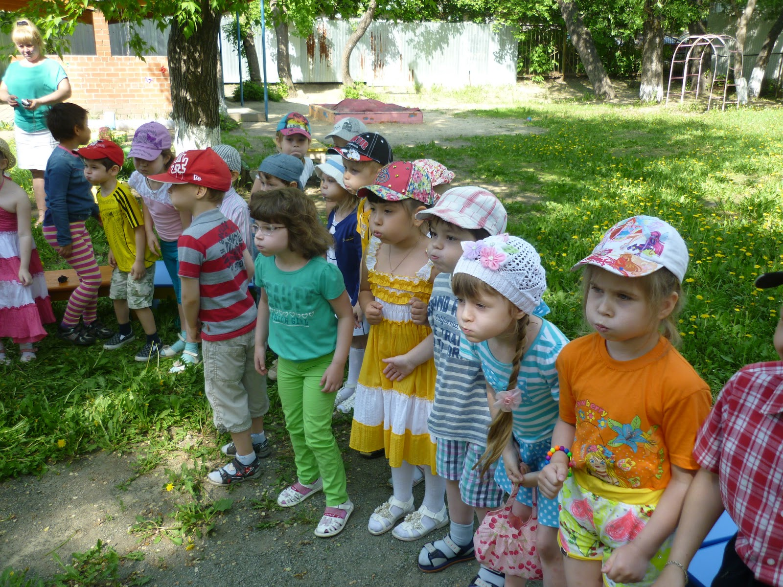 Игрушки своими руками наш детский сад 74