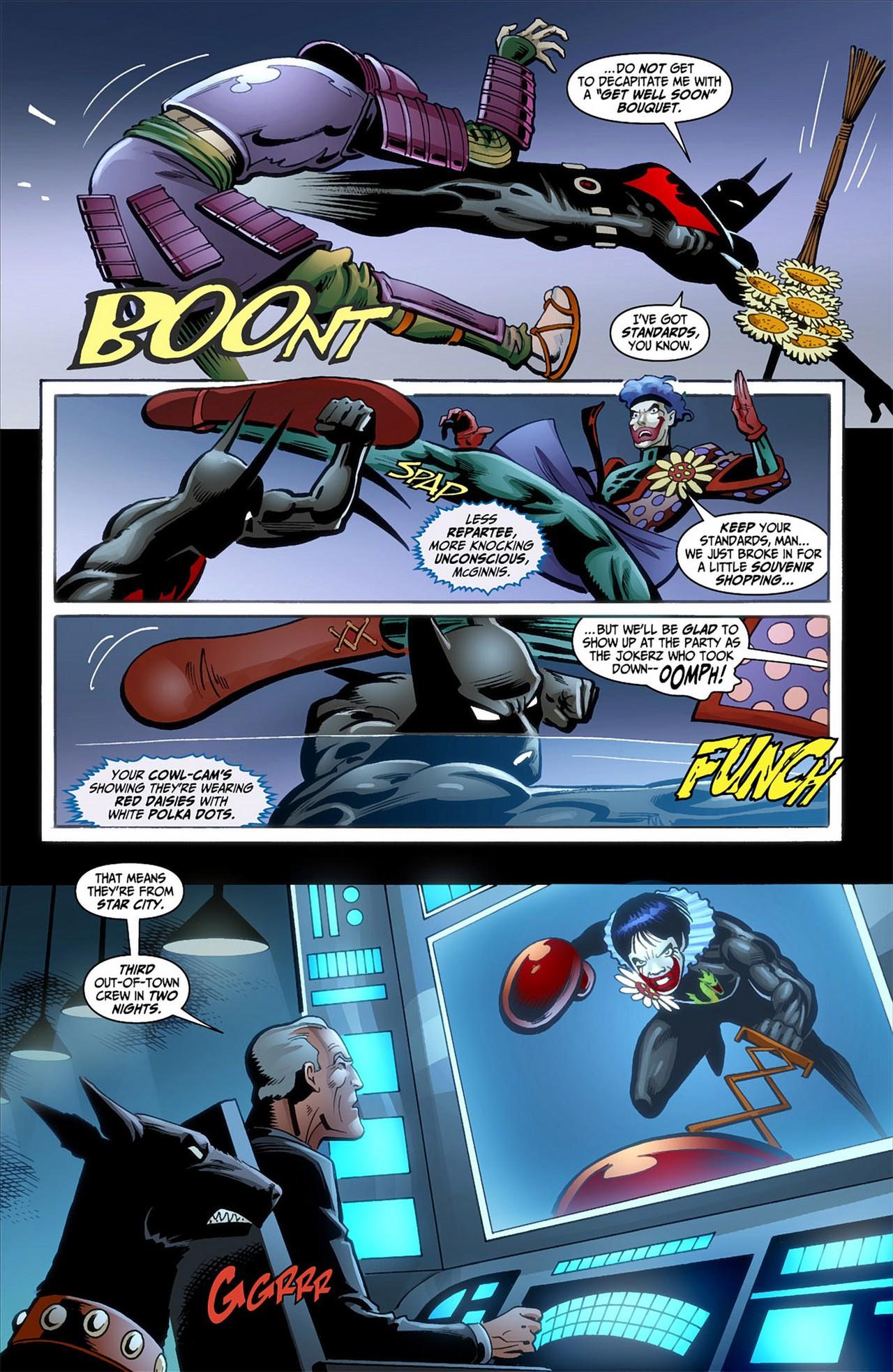 Batman Beyond (2012) Issue #1 #1 - English 6