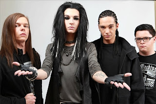 Tokio Hotel en los Muz TV Awards - 03.06.11 Cre