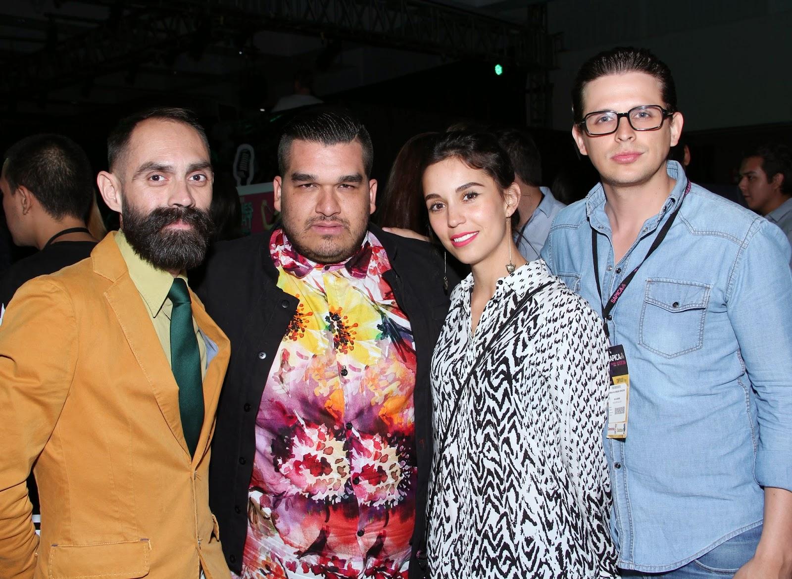 Diseñadores nacionales, calzado mexicano, stuka, sapica marzo 2014, fashion avenue sapica, coctel, poliforum.