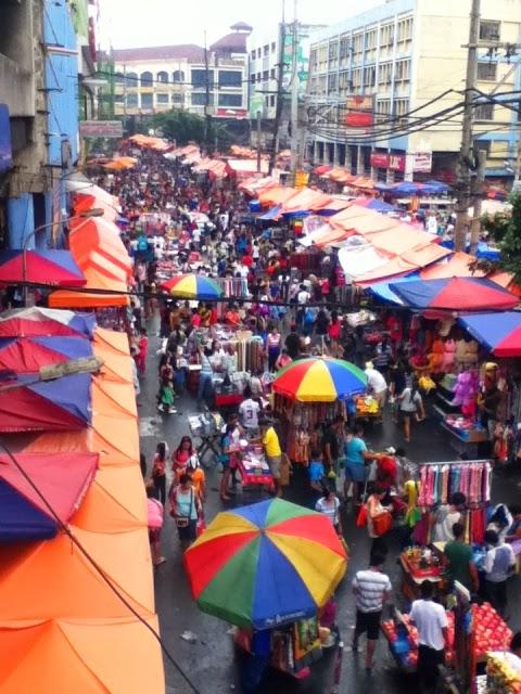 Travel Tropa Shopping In Divisoria Manila