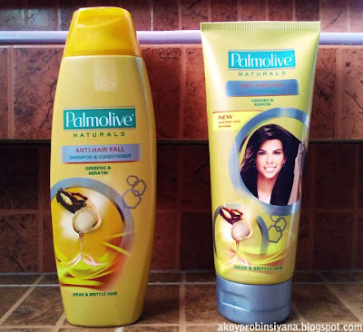 palmolive anti-hairfall