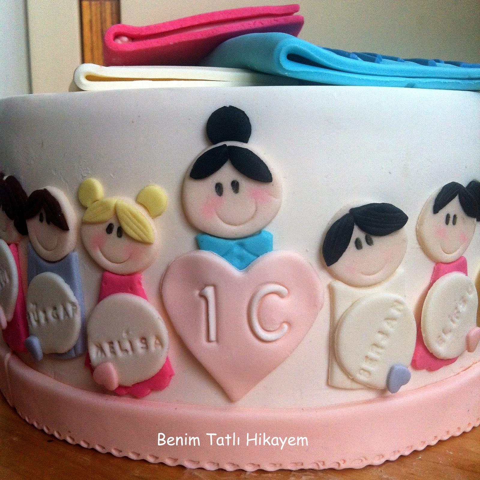 kitap pastası