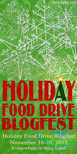 HOLIDAY FOOD DRIVE BlogFest