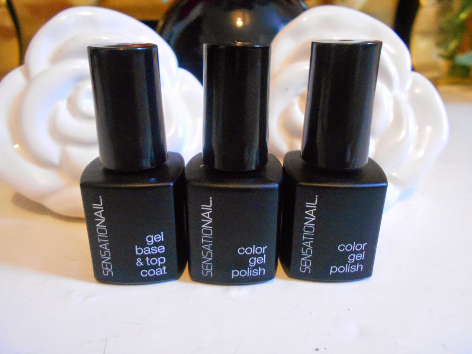 Sensationail Nail Polishes