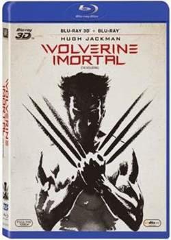 Baixar Wolverine Imortal Versão Estendida BDRip AVI Dual Áudio +  Bluray 3D Dublado 720p e 1080p Torrent