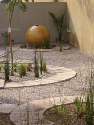 Decoraci n minimalista y contempor nea jardines minimalistas - Fotos de jardines minimalistas ...