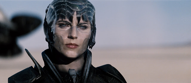 Man of Steel ANTJE TRAUE as Faora-Ul