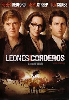 Ver Leones por corderos (2007) Online Castellano