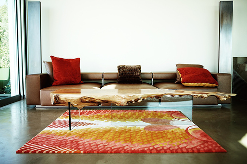 #4 Livingroom Flooring Ideas