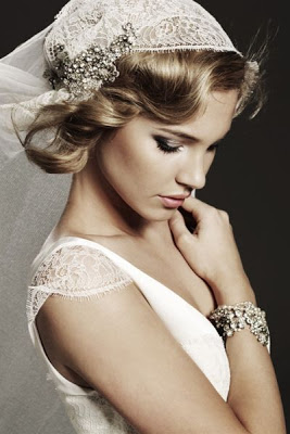 Inspiration Wedding Hairstyle 2013