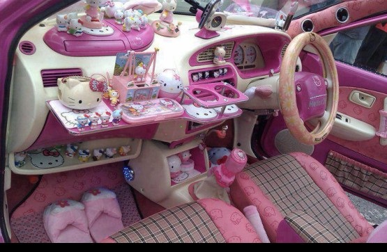 This Is The Dream Car Of All Girls