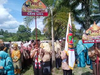 Kontingen MTQ Kabupaten Gayo Lues