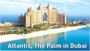 Atlantis, The Palm in Dubai. Unravel the mystery of The LostWorld. (insets )