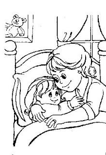 riscos para pintura de dia das mães